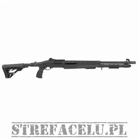 Strzelba Pump-Action Armsan RS-X3 Black 61cm 9+1 // 12/76