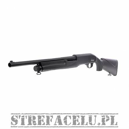 Strzelba Pump-Action Sibergun Duello CSSP Standard Black 51cm 5+1 // 12/76