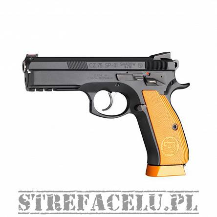 Pistolet CZ-75 SP-01 Shadow Orange // 9 PARA