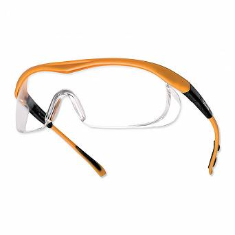 Okulary Bolle Safety TARGA Orange Clear - ochronne - TAPSI