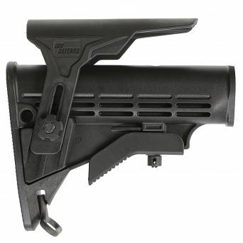 Kolba M4 Enhanced Stock Polymer Cheek Rest - IMI Defense ZS200
