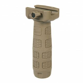 Chwyt RIS IVG regulowany IMI-ZG106 Interchangeable Vertical Grip piaskowy