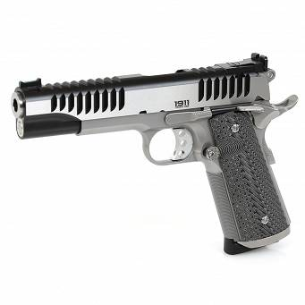Pistolet Bul 1911 Classic Trophy SAW IPSC Polished slids // .9 PARA