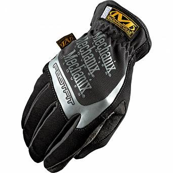 Rękawice Mechanix Fast Fit black S