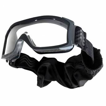 Gogle balistyczne X1000 - Dual Lens - Bolle tactical - X1NDEI