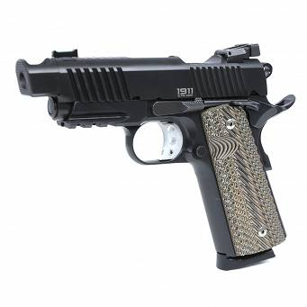 Pistolet Bul 1911 Classic Ultra Tactical StreetComp Black // .9 PARA