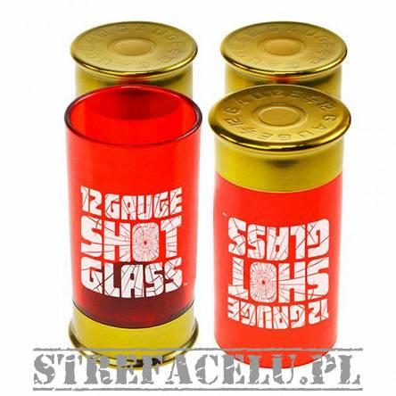 12 Gauge Shot Glasses Set of 4