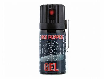 Gaz pieprzowy Graphite - Gel (3 mln. SHU, 10% OC) - 40ml Stream