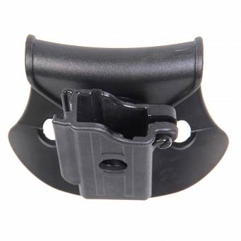 Single Magazine Pouch for 9mm/ 40 Magazines IMI-ZSP07 Green