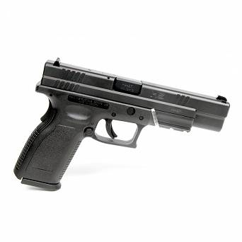 "Pistolet HS-9 Tactical 5"" kal. 9x19mm"