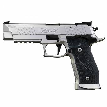 Pistolet Sig Sauer X-Five Super Match kal. 9x19mm