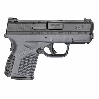 Pistolet XDS 3,3`` Tactical Gray // 9 PARA