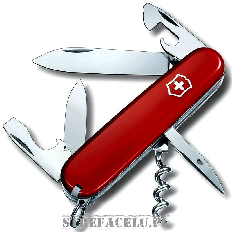 how to use victorinox can opener