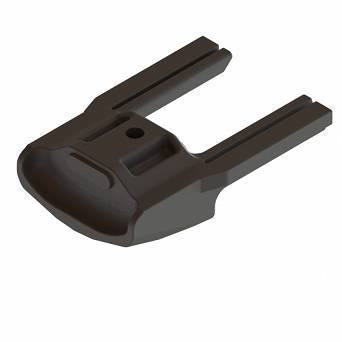 "Kidon Adapter do Walther PPQ 5"";4""  K-16 czarny"