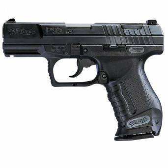 Pistolet Walther P99 AS // 9 PARA