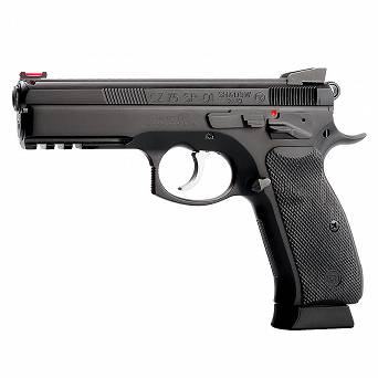 Pistolet CZ-75 SP-01 Shadow kal. 9x19mm