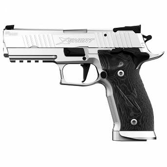 Pistolet Sig Sauer X-Short Super Match kal. 9x19mm