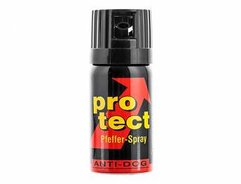 Gaz pieprzowy KKS Pro Tect Anti Dog 40ml Cone