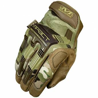 Rękawice Mechanix M-Pact Multicam S